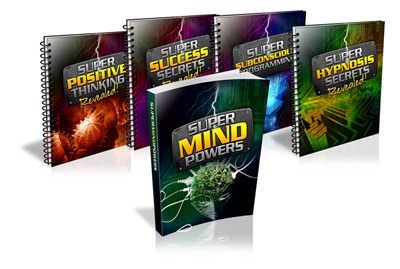 Discovering the Power of Your Mind - Your Super Mind Powers
